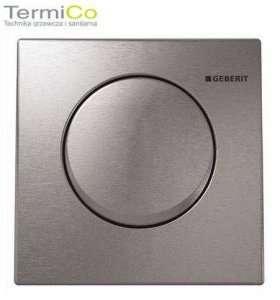 GEBERIT MAMBO pneumatyczny przycisk spłukujący do pisuaru stal nierdzewna 116.013.FW.1