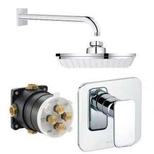 Podtynkowy zestaw prysznicowy Kludi E2