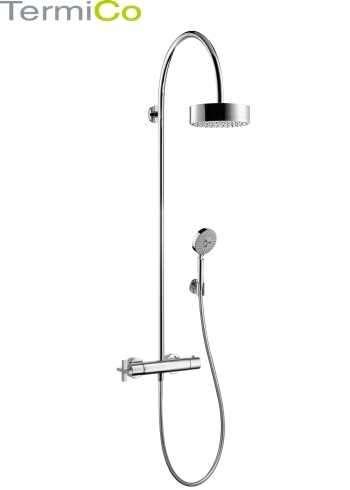 hansgrohe axor citterio komplet prysznicowy. Black Bedroom Furniture Sets. Home Design Ideas