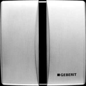 Elektroniczny zawór spłukujący do pisuaru Geberit 115.802.46.5