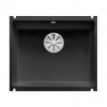 Blanco Subline 500-U zlewozmywak 54,3x45,6 cm ceramiczny czarny 523740