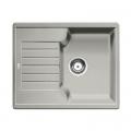 Blanco Zia 40 S zlewozmywak 61,5x50 cm 1-komorowy Silgranit® PuraDur® perłowoszary 520624