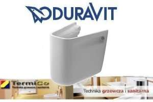 DURAVIT D-CODE półpostument  08571700002