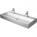 Duravit Vero Air umywalka 120x47 cm szlifowana prostokątna biała 2350120072