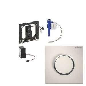 GEBERIT SIGMA10 IR elektroniczny zawór spłukujący do pisuaru biały/chrom/biały 230V 116.025.KJ.1