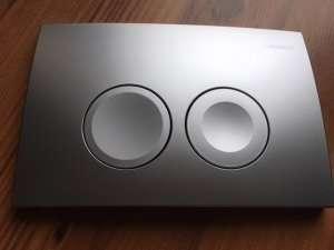 Geberit Delta 21 przycisk do wc UP100 115.125.46.1