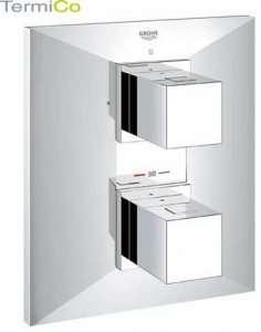 Grohe Allure Brilliant podtynkowy termostat prysznicowy
