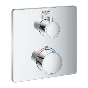 Grohe Grohtherm Square 24079000 podtynkowy termostat