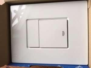 Grohe Skate Cosmopolitan przycisk spłukujący biały 38732SH0
