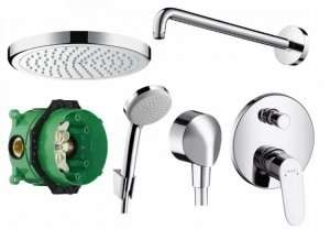 Hansgrohe Focus E2 komplet prysznicowy podtynkowy 220
