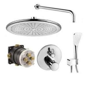 Kludi Balance termostatyczny podtynkowy komplet prysznicowy