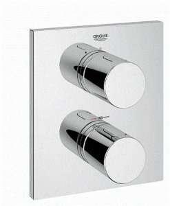 Podtynkowa bateria prysznicowa termostatyczna Grohtherm 3000 Cosmopolitan