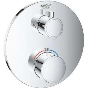 Podtynkowa bateria termostatyczna Grohe 24076000
