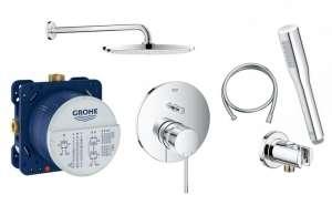 Podtynkowy zestaw prysznicowy Grohe Essence Smart 310