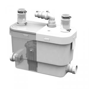 Pompa SFA Sanivite Silence do pralni, kuchni lub łazienki