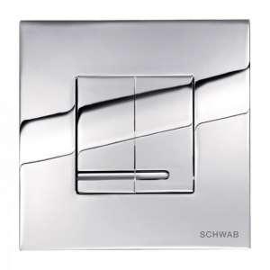 Przycisk Schwab Arte Duo Metal chrom 4060414051