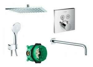 Termostatyczny pakiet prysznicowy ShowerSelect