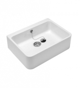 Villeroy & Boch O.Novo zlewozmywak ceramiczny CeramicPlus 632110R1