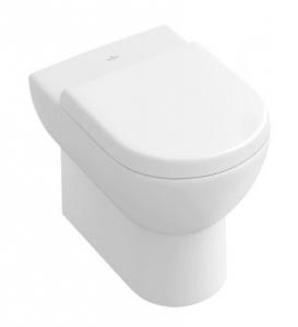 Villeroy & Boch Subway miska WC stojąca 370x560 mm CeramicPlus 660710R1