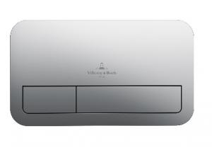 Villeroy & Boch ViConnect przycisk spłukujący chrom mat 92249069