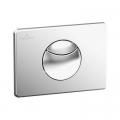 Villeroy & Boch ViConnect E100 przycisk spłukujący do WC stal szlachetna 922485LC