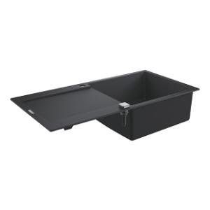 Zlewozmywak Grohe K500 60-C 31645AP0 czarny granit