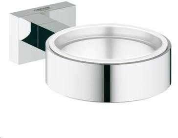 Grohe Essentials Cube uchwyt do szklanki lub mydelniczki 40508001 -image_Grohe_40508001_1