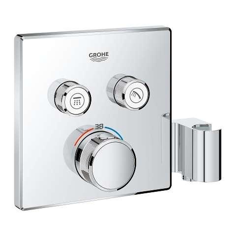 Grohe smartcontrol termostat wannowy z uchwytem i przyłączem 29125000 -image_Grohe_29125000_1