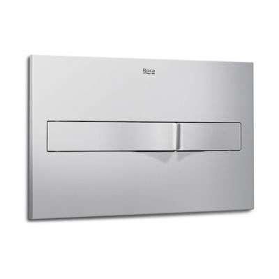 Roca PL2 przycisk do wc chrom mat-image_Roca_A890096002_2