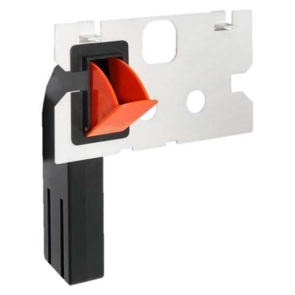 Nowość, uniwerslany pojemnik na kostki higieniczne do spłuczki Geberit Duofix Basic UP100