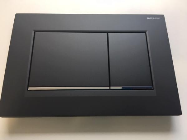 Geberit przycisk spłukujący do wc Sigma 30 czarny mat-image_Geberit_115.883.14.1_1