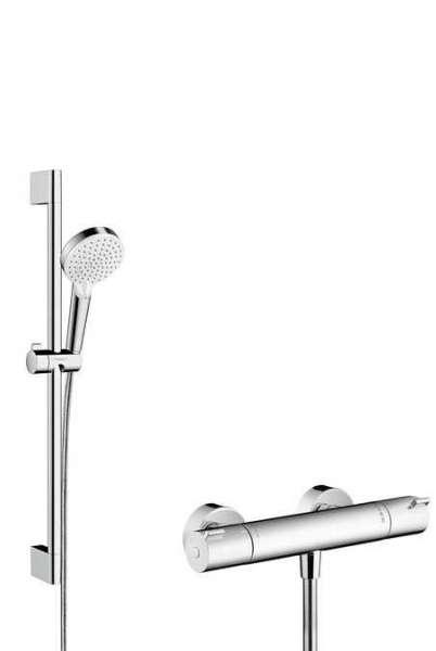 Zestaw prysznicowy termostastyczny Hansgrohe Crometta Vario Combi CL 27812400-image_Hansgrohe_27812400_1