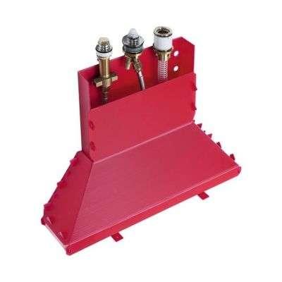 Podtynkowy element do baterii wannowych 3 otworowych Hansgrohe 13437180-image_Hansgrohe_13437180_1