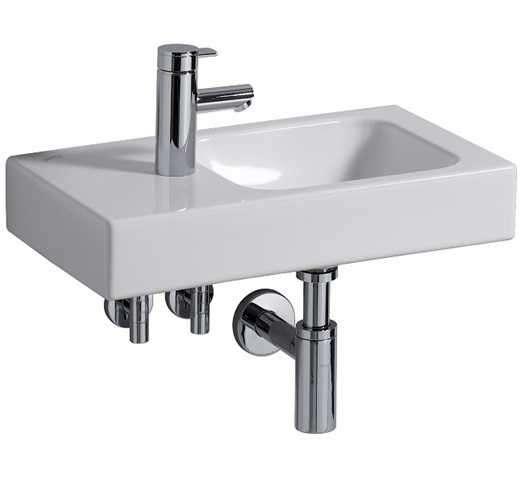 Geberit umywalka iCon XS 53cm z otworem po lewej stronie, bez przelewu 124153-image_Geberit_124153-000_1