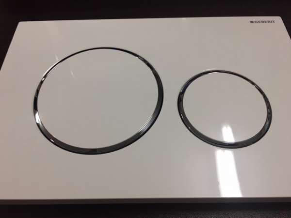 Najchętniej kupowany przycisk Geberit Sigma 20 115882kj1 do stelaży wc UP320.