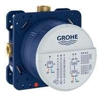 Podstawowy element podtynkowy Smartbox pasujący do wszystkich modeli baterii podtynkowych Grohe Smartbox-image_Grohe_35600000_7