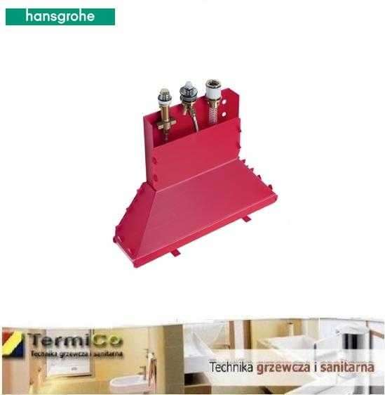 Jeżeli chcesz mieć 3 otworową baterię wannową marki Hansgrohe - powinieneś zaopatrzyć się w element 13437180.-image_Hansgrohe_13437180_3