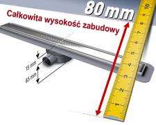 Wysokość zabudowy odwodnienia do prysznica kessel-image_Kessel_45600.59_4
