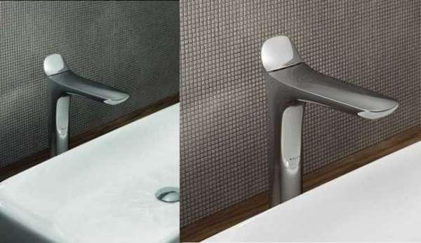 Aranżacja baterii umywalkowej Kludi Ambienta 532960575