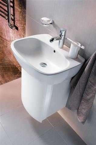 Aranżacja umywalki Koło Style L21950 -image_Koło_L21955000_2