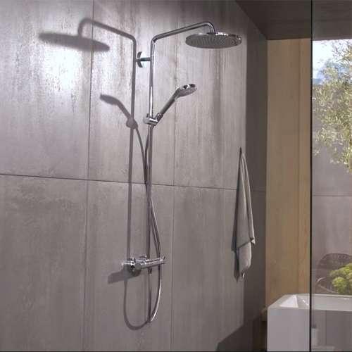 Aranżacja kompletu prysznicowego Croma Select 26790 000