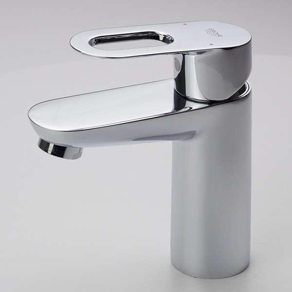 Kran umywalkowy Grohe Bauloop - jedna z najtańszych baterii do łazienki.