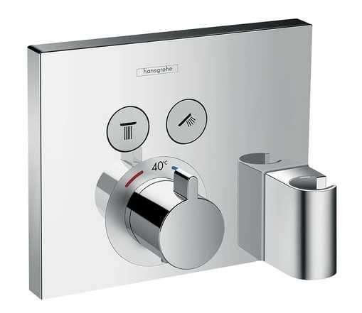 Bateria termostatyczna ShowerSelect dla 2 odbiorników 1576500