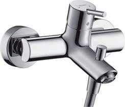 Bateria wannowa Hansgrohe Talis S2 32440 000 do kompletowania z dowolnym zestawem prysznicowym.-image_Hansgrohe_32440000_1